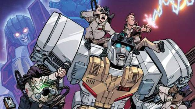 REVIEW: 'Transformers/Ghostbusters: Ghosts Of Cybertron,' Trade Paperback - But Why Tho? A Geek Community
