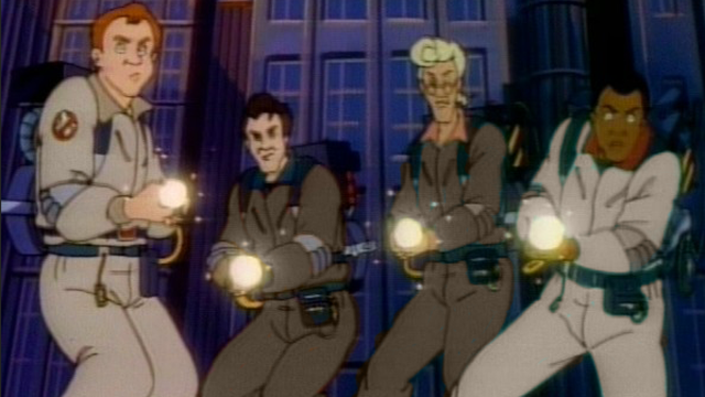 r/ghostbusters - Ray and Winston matching and Venkman and Egon matching