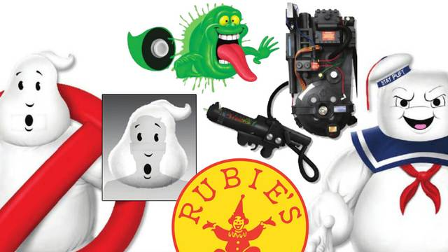 Rubie's Costumes reveal new Ghostbusters items!