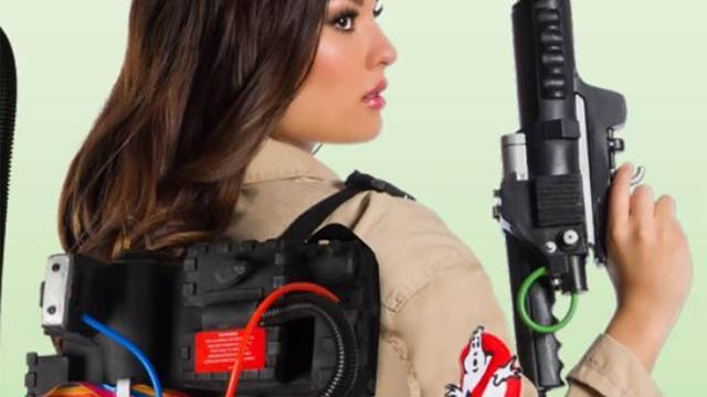 Rubie's Costumes tease Ghostbusters: Afterlife products + new image of silly string proton pack!