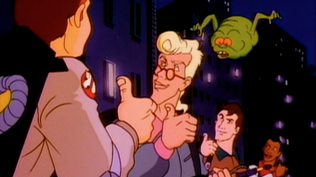 Rumor of the day: New Ghostbusters animated movie could be from a ghost's perspective