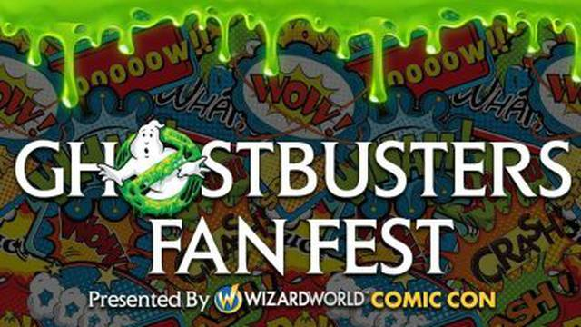 Save 20% off Ghostbusters Fan Fest tickets! THIS WEEK ONLY!