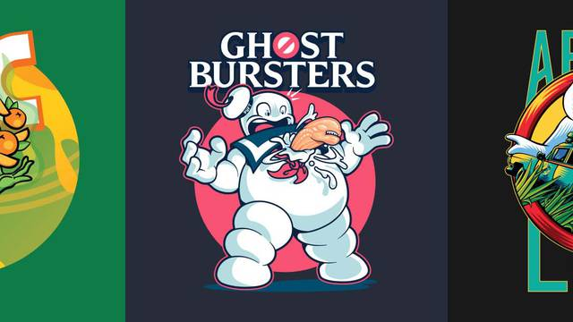 Save up to 35% off the entire Ghostbusters News store!