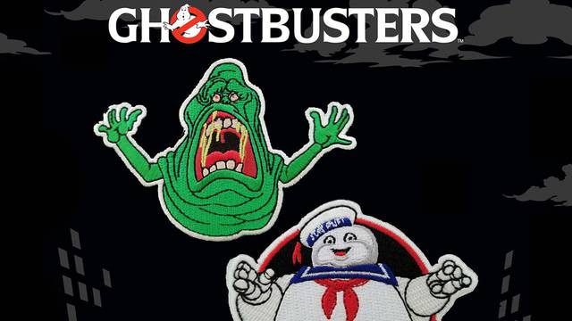 SDCC exclusive Ghostbusters patch set from Icon Heroes is now available!