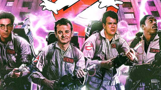 Sideshow Collectibles set to offer Ghostbusters fine art print