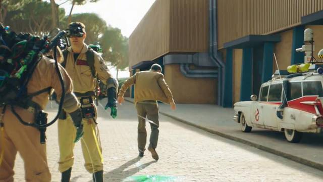 Sky Italia feature Ghostbusters in new ad campaign
