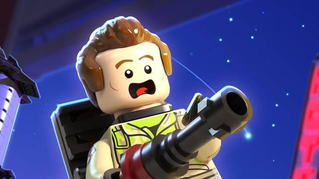Sneak peek at Ghostbusters Peter Venkman in LEGO Legacy: Heroes Unboxed