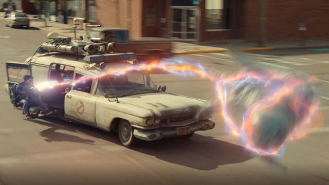Sony Pictures screening 'Ghostbusters: Afterlife' in its entirety tonight at CinemaCon