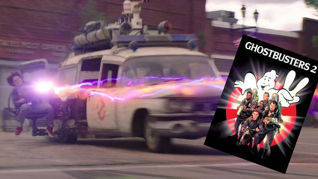 SPOILER: Ghostbusters: Afterlife features a small Ghostbusters 2 easter egg