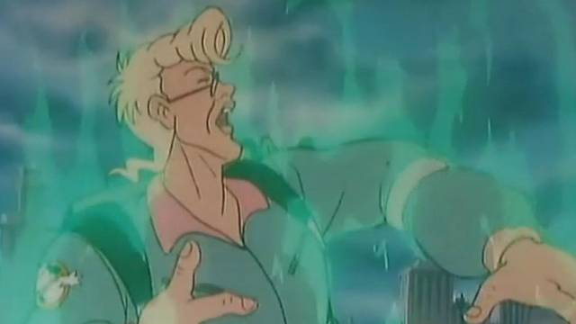 That time Egon died on The Real Ghostbusters…