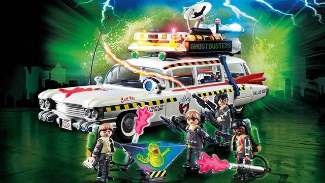 The Best Ghostbusters Toys From Playmobil - SuperParent