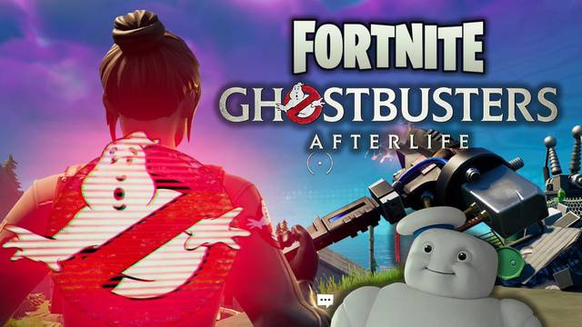 The Ghostbusters have returned to Fortnite! Full details + event walkthrough!
