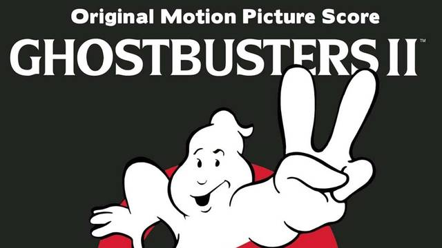 The long-awaited Ghostbusters 2 film score release has been delayed