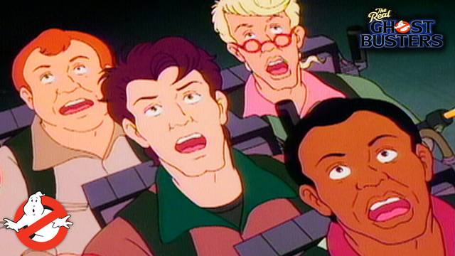 The Real Ghostbusters is on YouTube! Stream the pilot episode now!