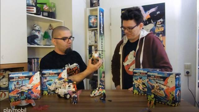 """""""The Real Ghostbusters"""" von Playmobil: Review und Gewinnspiel"""
