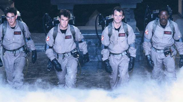 Things only adults notice in Ghostbusters - Looper