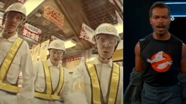 This Ghostbusters/Beastie Boys mash-up is the perfect Halloween jam