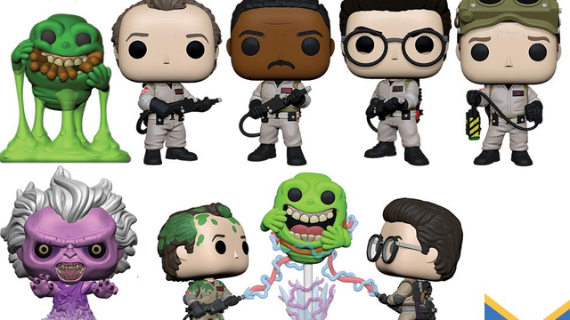 [Toy Fair] Funko's Massive New 'Ghostbusters' Wave Includes PEZ Dispensers and Vinyl Toys - Bloody Disgusting