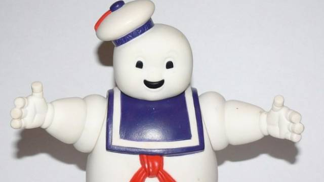 Toy Review: Marshmallow-Geist (Kenner, 1986)