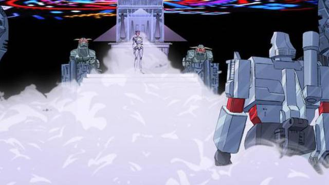 Transformers pay homage to classic Ghostbusters scene in upcoming comic series