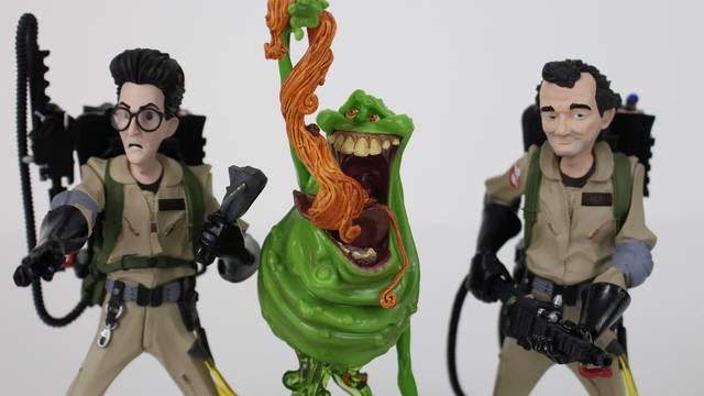 UNBOXING: Ghostbusters vinyl figures from Weta Workshop!