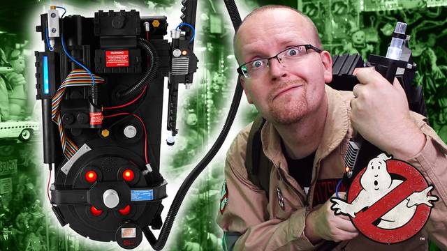 UNBOXING: Spirit Halloween's new Ghostbusters Deluxe Replica Proton Pack!