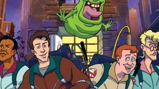 Update on Animated GHOSTBUSTERS Movie