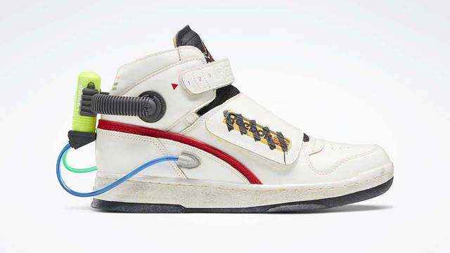 Updated images of Reebok's upcoming Ghostbusters themed shoes showcase new additions