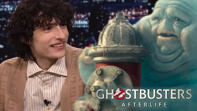 Watch Finn Wolfhard talk Ghostbusters: Afterlife on The Tonight Show + extended clip shown