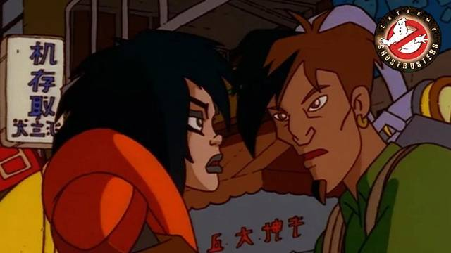 """WATCH NOW: Extreme Ghostbusters episode """"Eye Of A Dragon"""""""