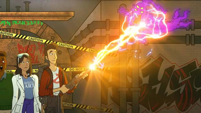 WATCH NOW: First fully animated Ghostbusters fan film; Ghostbusters ReAnimated