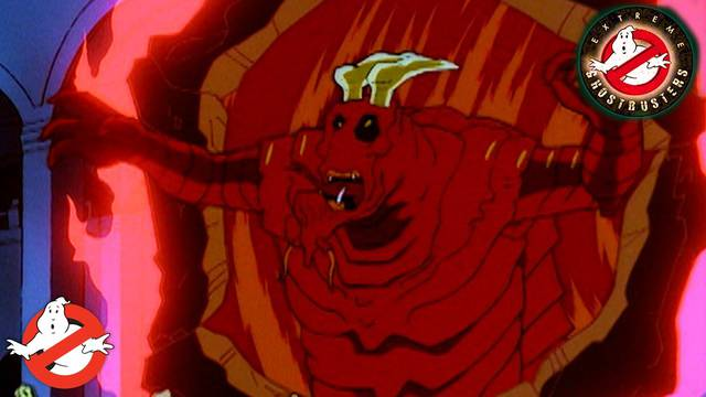 """Watch the classic Extreme Ghostbusters episode """"Casting The Runes"""""""