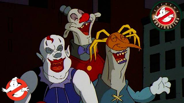 """Watch the classic Extreme Ghostbusters episode """"Killjoys"""""""