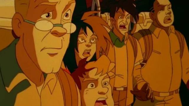 "Watch the classic Extreme Ghostbusters episode ""The Crawler"""