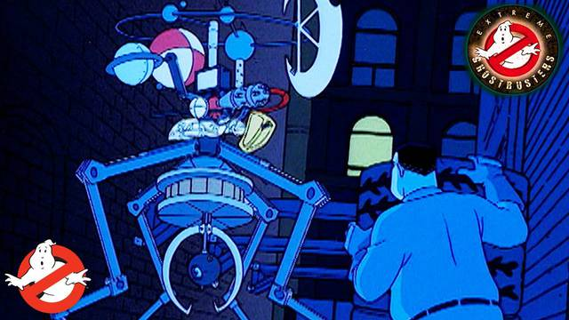 """Watch the classic Extreme Ghostbusters episode """"The Infernal Machine"""""""
