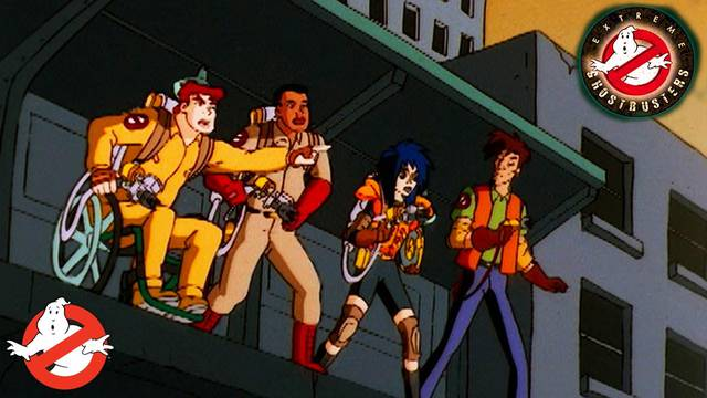 "Watch the classic Extreme Ghostbusters episode ""The Unseen"""