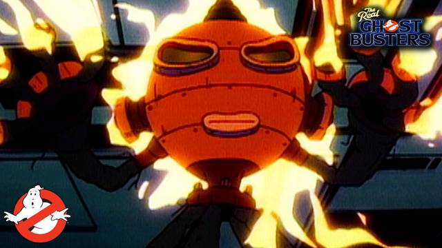 "Watch the classic Real Ghostbusters episode ""Killerwatt"""