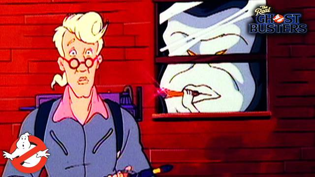 """Watch the classic Real Ghostbusters episode """"Mr. Sandman, Dream Me A Dream"""""""