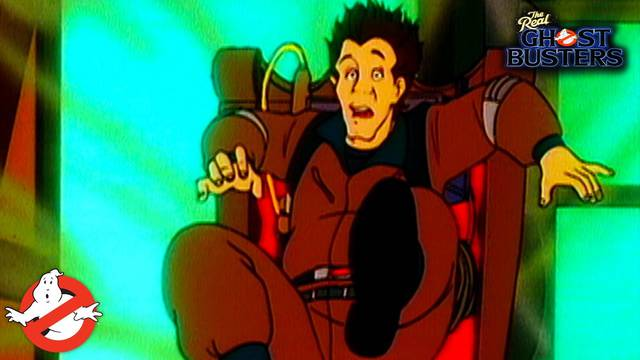 "Watch the classic Real Ghostbusters episode ""Mrs. Roger's Neighborhood"""