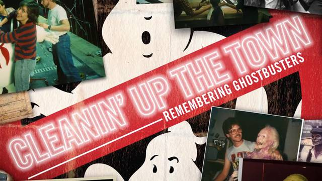 Watch the final trailer for CLEANIN' UP THE TOWN: Remembering Ghostbusters