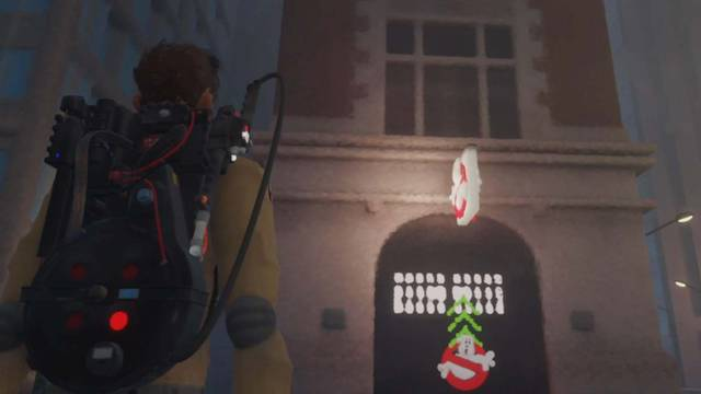 We try out a new fan-made Ghostbusters video game