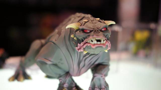 Weta Workshop reveal new Terror Dog figure