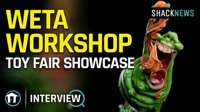 Weta Workshop shows off Borderlands & Apex Legends figures - Shacknews