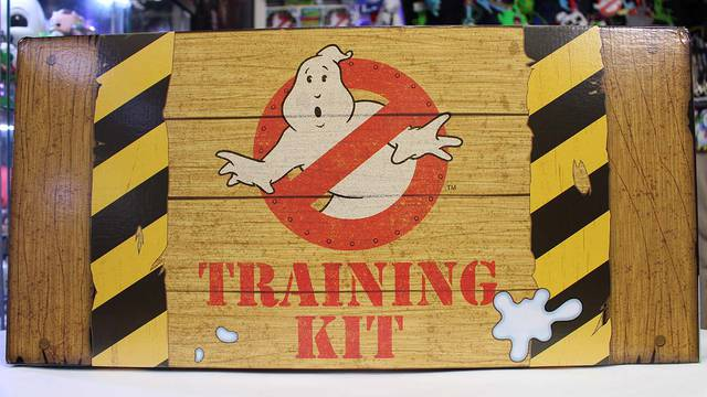 What's inside Hasbro's Ghostbusters Training Kit? Let's find out!