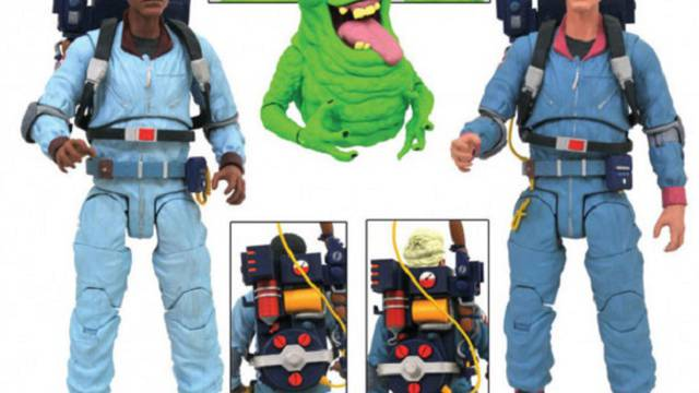 Who Ya Gonna Call? The Real Ghostbusters Action Figures!