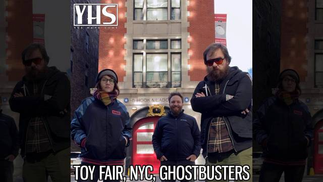 YHS Lost in New York, Toy Fair 2020, Ghostbusters Filming Locations!