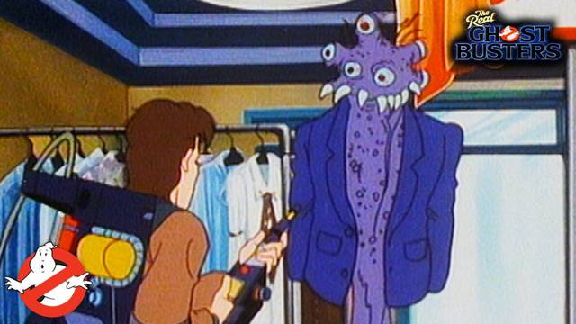 YouTube-Premiere // Real Ghostbusters: Cry Uncle