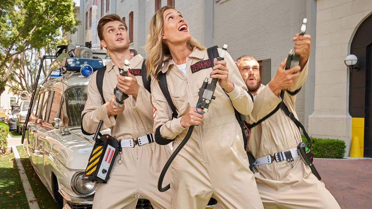 Ghostbusters Halloween Costumes For The Entire Family