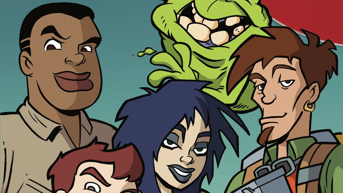 Extreme Ghostbusters: Talk to the Animals Comic Review