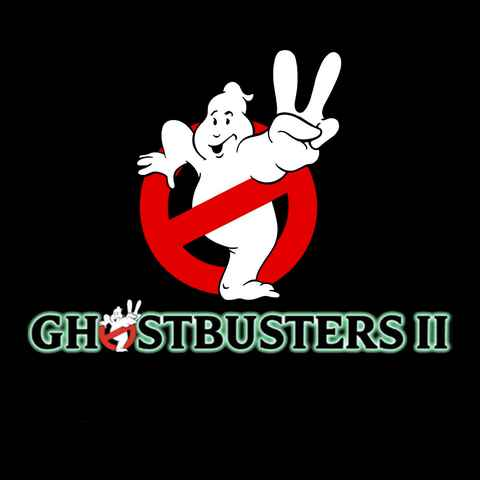 Ghostbusters 2 Movie Logo